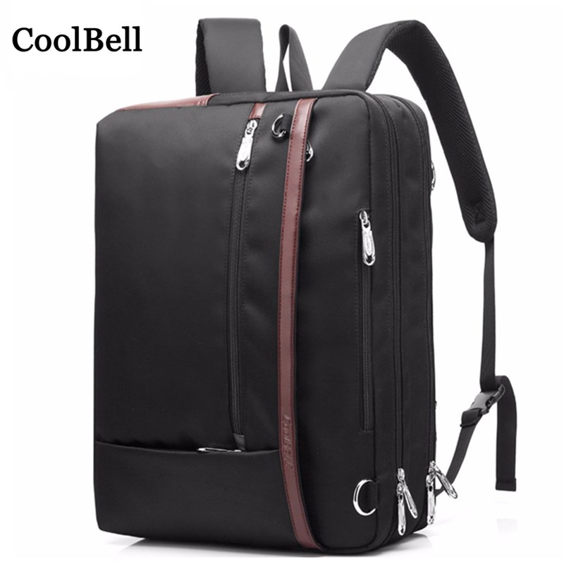 2018 nouveau Nylon messager épaule portable sac à main pour macbook pro 17 sac à dos pour ordinateur portable 17.3 pouces ordinateur portable sac ordinateur épaules