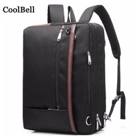 2018 new Nylon messenger Shoulder portable handbag For macbook pro 17 Laptop backpack 17.3 inch Notebook bag computer Shoulders
