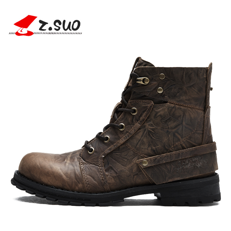 aliexpress buy genuine leather boots ankle