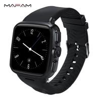 3G Amdroid Smart Wristband Watch Phone 8GB 1GB WiFi GPS SIM Google Play Camera Health Sports Heart Rate Monitor Wristwatch Z01