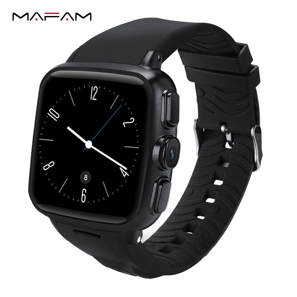 3G Amdroid Smart Wristband Watch Phone 8GB 1GB WiFi GPS SIM Google Play Camera Health Sports Heart Rate Monitor Wristwatch Z01 wifi bluetooth watch phone android 5 1 os 3g wcdma 1gb 8gb gps heart rate monitor sport pedometer with 2mp camera gold silver