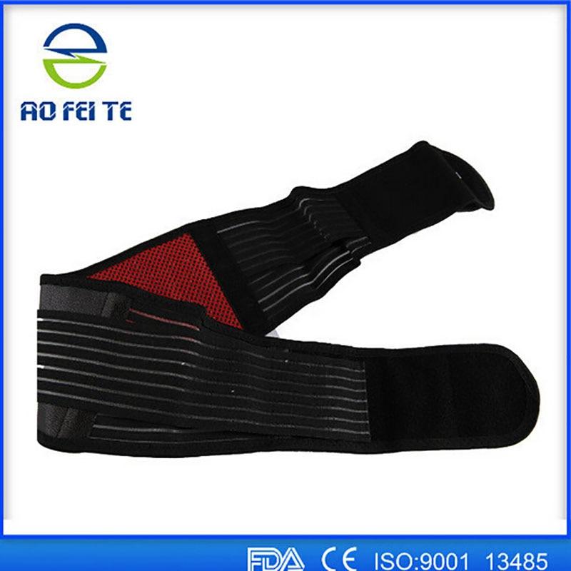 Turmalin Magneten Stoff Gürtel für Helfen Entlasten Unteren Rücken Schmerzen Und Stress Einstellbare Self-Heizung Extra Große XXXL XXXXL y011