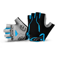 Coolchange 2016 Summer Half Finger Cycling Gloves Nylon Mountain Bike Gloves Breathable Sport Bicycle Gloves Guantes