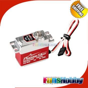 Digital Servo Brushless Motor 7.4V 0.1SEC/60 or 8.4V 0.09SEC/60 PM -1610 for RC Model Car 1/8 1/10 On Road Off Road