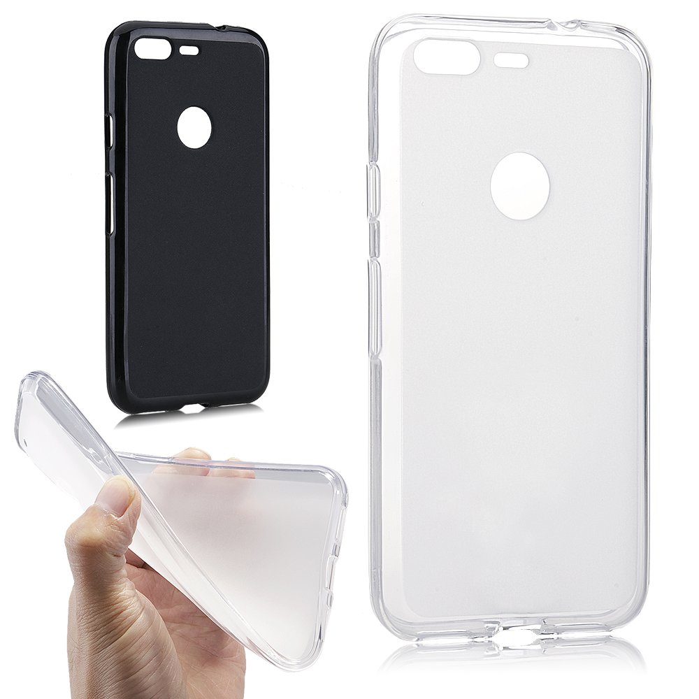 Matte Soft TPU Back Case Cover Skin Shell Protector For Google Pixel XL Nexus M1
