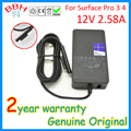original 1625 laptop adapter for Microsoft Surface PRO 3 PRO 4 windows Tatblet i7 i5 i3 charger 12V 2.58A 36W best quality