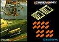 Voyager MODEL 1/35 SCALE military models#PEA285 Modern Italian AFV smoke dischargers(16 set) (GP) plastic model kit