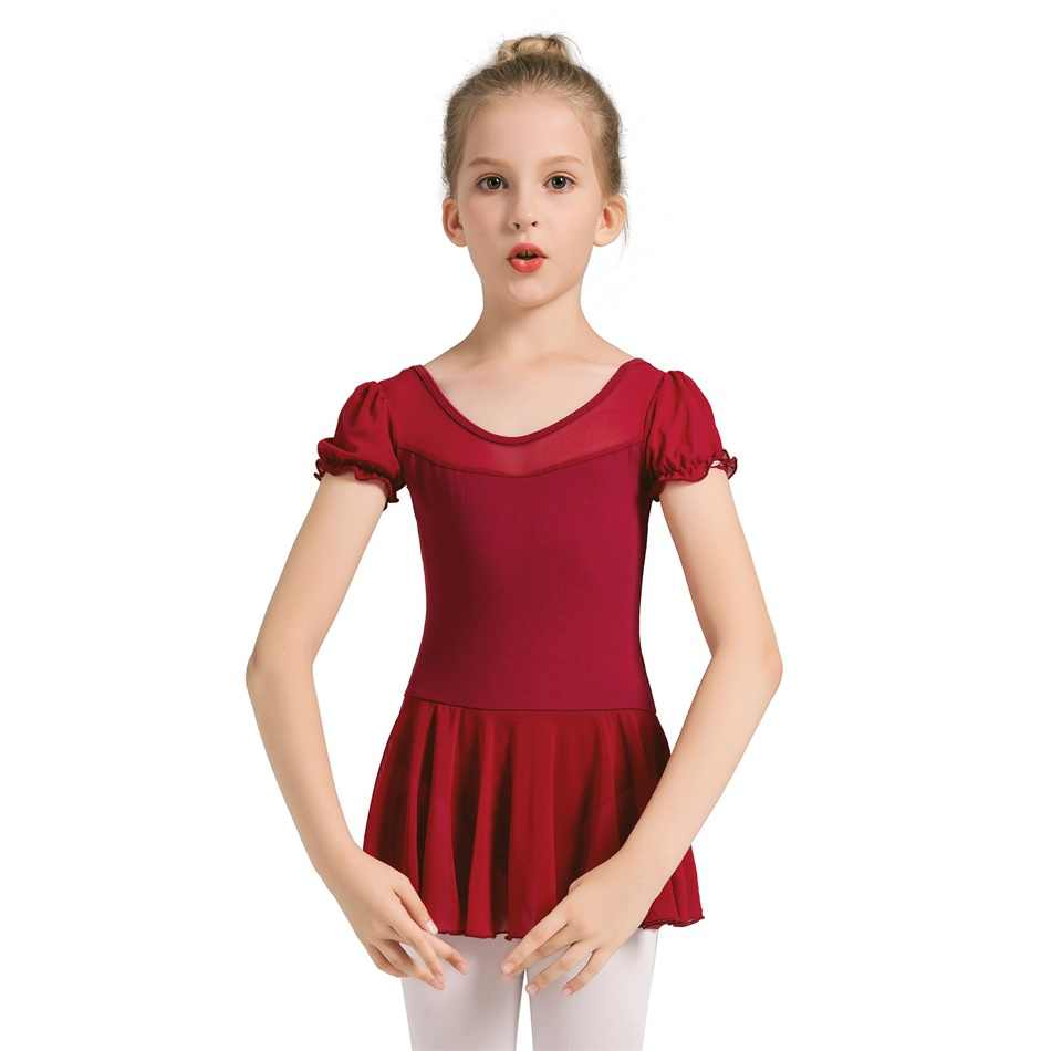 74ca1cb1b Detail Feedback Questions about Girls Dance Ballet Leotard with ...