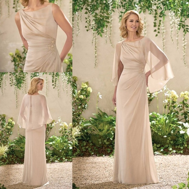 Simple Mother of the Groom Dresses