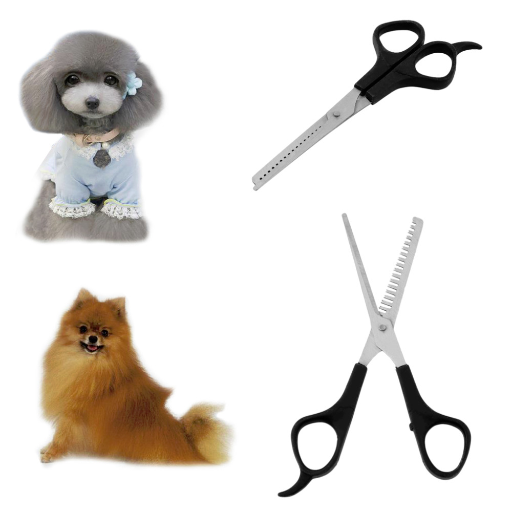 New Pet Dog Cat Professional Stainless Steel Grooming Hair