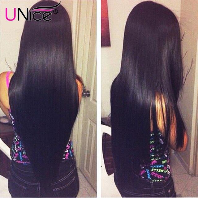 Aliexpress Malaysian Virgin Hair Straight 3pcs Unice 7a Human Weave