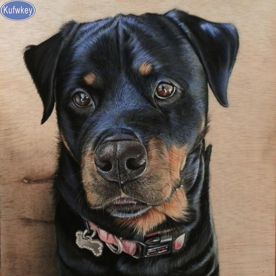 dog,Full,Diamond Embroidery,5D,Diamond Painting Bulldog Dog Cross Stitch dog 3D,Diamond Mosaic patterns,Needlework,Christmas