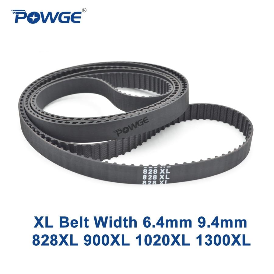 Здесь продается  POWGE XL Timing belt 828/900/1020/1300 Width 025 6.35mm 037 Teeth 414 450 510 650 Synchronous Belts 828XL 900XL 1020XL 1300XL  Аппаратные средства