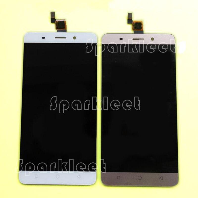 Nueva Llegada de 5.5 pulgadas LCD de Pantalla Para QiKU Q Luna LCD Pantalla Táct