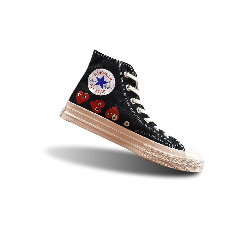 Товар Converse All Star CDG X Chuck Taylor 1970s HiOX 18SS ... b0f0f0767773