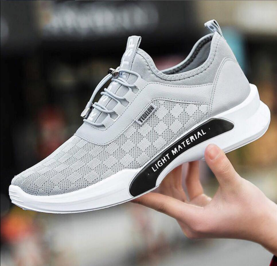 Sneakers Chunky Basket-Shoes Mesh Spring Blancas Designers Tenis Zapatillas Breathable