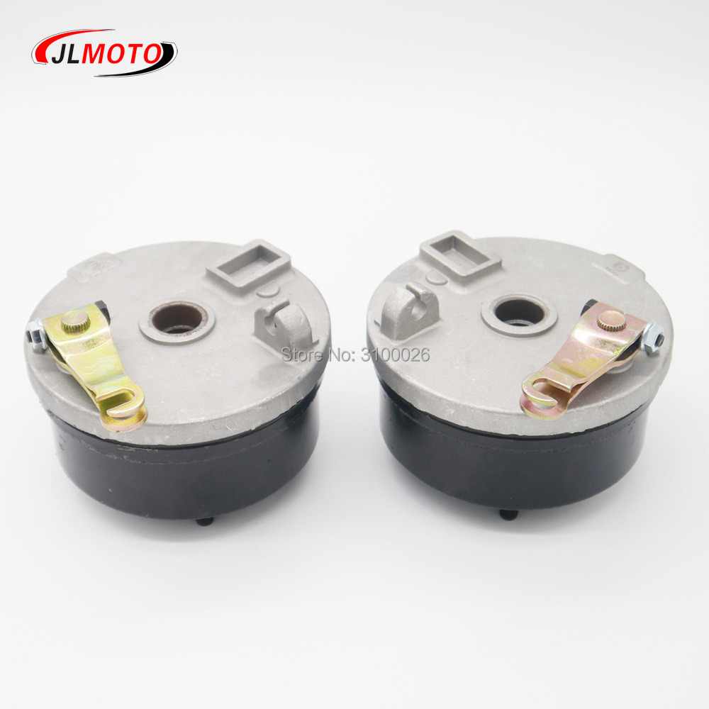 Atv,rv,boat & Other Vehicle 1pair/2pcs M8*15mm 90 4 Stud Brake Drum Wheel Hub Of Jinling Fuxin 110cc 150cc 200cc 250cc Buggy Atv Utv Quad Bike Go Kart Parts Atv Parts & Accessories