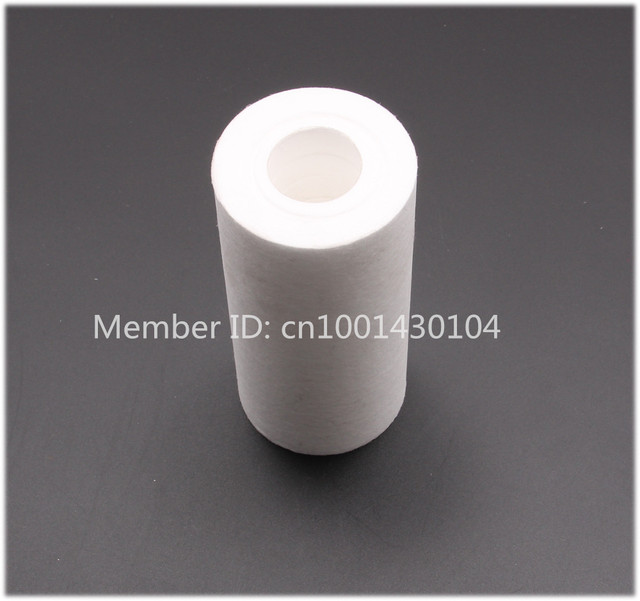 5 inch PP cotton filter core, PPF filter used to filter sand, rust, suspended solids, colloids