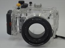 Meikon 40M underwater Waterproof Housing Case for Sony DSC-RX100 II RX100 RX100 II Mark II RX-100 II