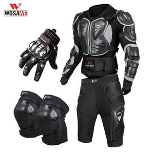 WOSAWE Full Body Motorcycle Ar