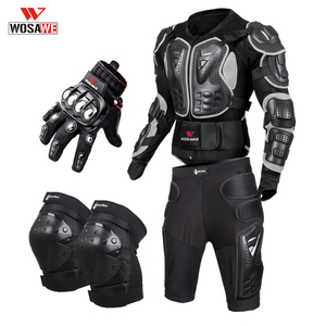 WOSAWE Full Body Armor Motorcy