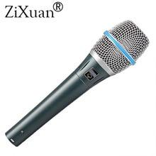 Top Qualität Beta87A Super Vocal Mikrofon Beta 87A 87 EINE Mike Mit Hellen Klaren Sound!