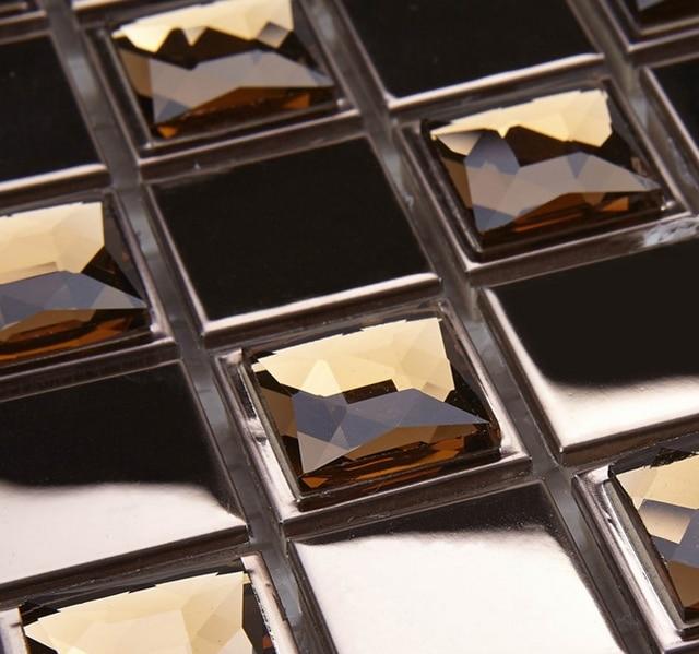 Hermosa Cocina Azulejos De Mosaico Reino Unido Adorno - Ideas de ...