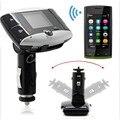 1.5 Inch LCD Car Bluetooth MP3 Player SD MMC USB Remote FM Transmitter Modulator Kit