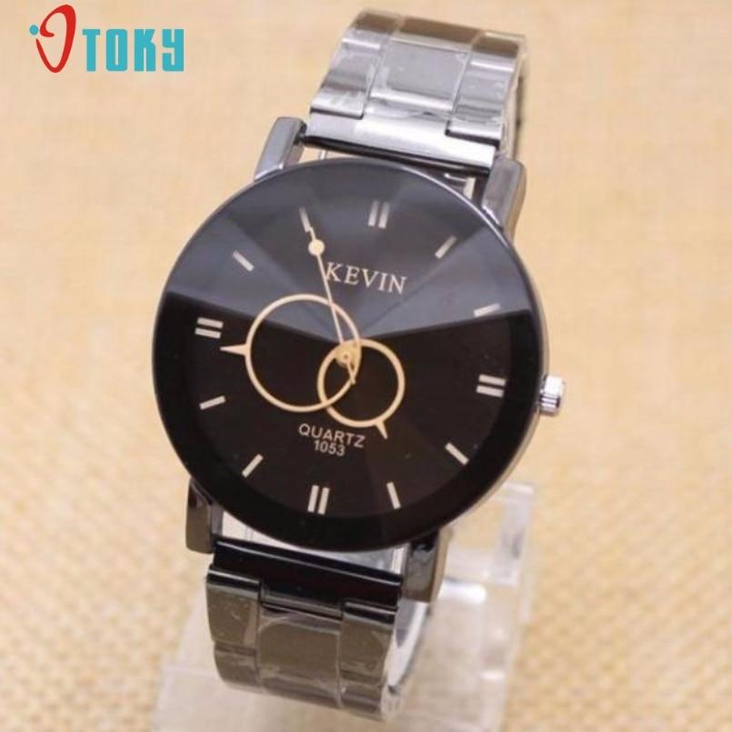 Excellent Quality 2017 Fashion Wristwatch Fashionable Unique Leather Watchband Watch Women Quartz Dress Watches Jan-6