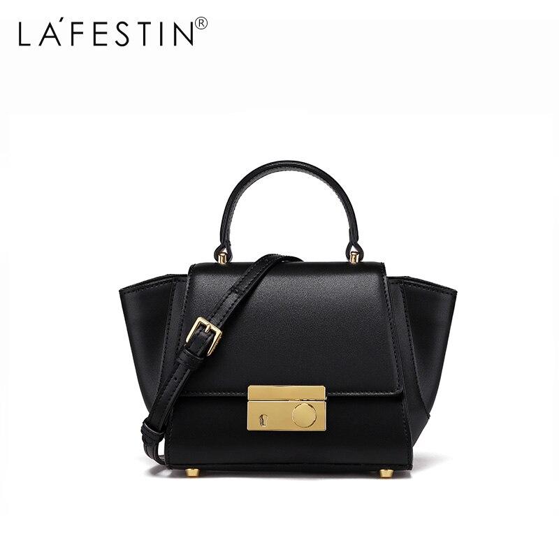 b6c5aa0bf306 LAFESTIN Luxury Design Women Handbag New Fashion Messenger Bag Brand Style  Crossbody Bags Female New Shoulder Bag-in Shoulder Bags from Luggage   Bags  on ...