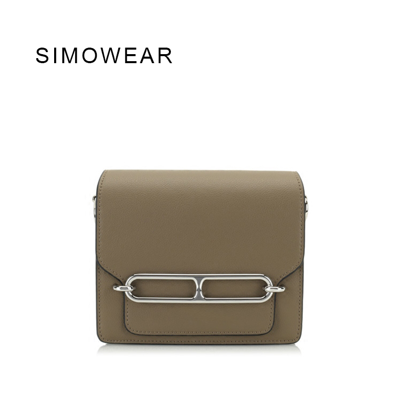 SIMOWEAR 2018 Hot On Sale Women Handbags Split Leather Bolsa Feminina De Marca Famosa Small Crossbody Pig Nose Purse comics dc marvel wallets green arrow leather purse women money bags gift wallet carteira feminina bolsos mujer de marca famosa