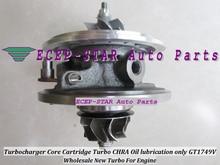 Free Ship Turbo CHRA Cartridge GT2056V 763360 763360 5001S 757246 757246 0001 For Jeep Cherokee 2
