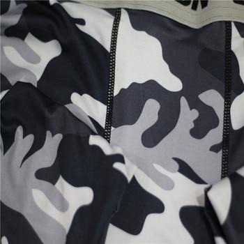 New Camouflage Pants Men Compression Pant Elastic Sweatpants Lifting Bodybuilding Skin Tights Trousers Brand Clothing Pantalon 10