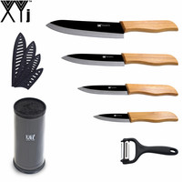 XYJ Brand 3 Fruit 4 Utility 5 Slicing 6 Chef Best Ceramic Knife High End Multifunctional