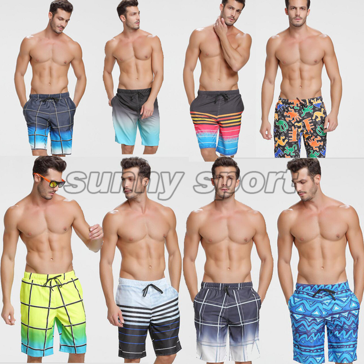 SBART new tide travel summer men swimming trunks big size beach pants loose and comfortable shorts Sunscreen anti-friction sbart 50 rashguard 930 y