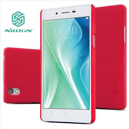 premium selection f1537 f08ad US $7.65 |For OPPO Mirror 5 Nillkin Frosted Shield Hard Back Cover Case For  OPPO Mirror 5 / 5S / A51 Phone Case Gift Screen Protector-in Half-wrapped  ...