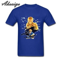 The Legend of Zelda Breath of the Wild Tshirt Men Club 90s Anime Natural Cotton T Shirt Adults Game Fan Cartoon Tee Shirt homme