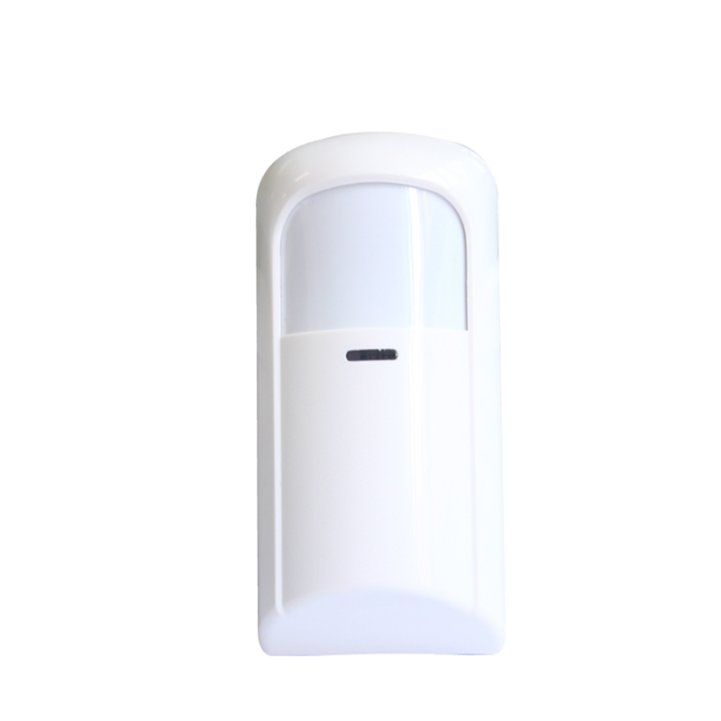 Wireless Infrared detector PIR detector for Home security Alarm System detector with power supply golden security lpg detector wireless digital led display combustible gas detector for home alarm system