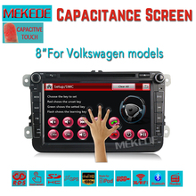 Lowest price promotions Car Multimedia player for 8inch screen VW Car DVD fit GOLF 6 new