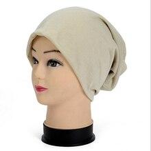 Women Beanies Cotton Blended Hip Hop Caps