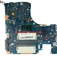 Classy Motherboard For Lenovo IdeaPad 300-15ISK Laptop With CPU SR2EY I5-6200U P/N BMWQ1/BMWQ2 NM-A481 DDR3 Fully Tested