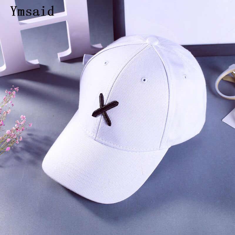 2019 Fashion Big Fork Flat Skirt hat AlongThe Cap Baseball Cap Hip-hop Snapback  Caps b04aa3741815