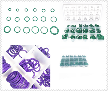 270 pcs car accessories air conditioning compressor seal O-ring repair for Lexus LF-Gh SC IS250C HS SC430 LS600h image