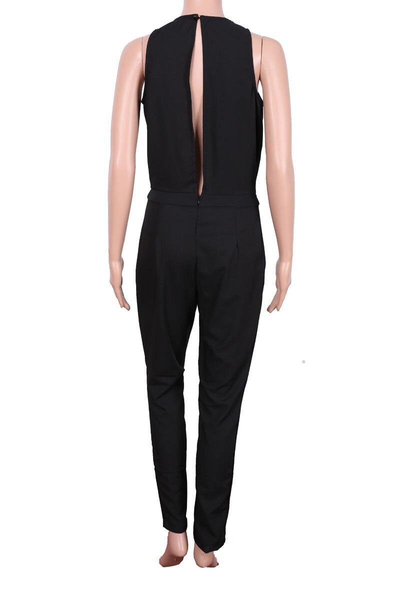 8c87c361f92 Sexy Long Pants Rompers Plus Size roupas femininas
