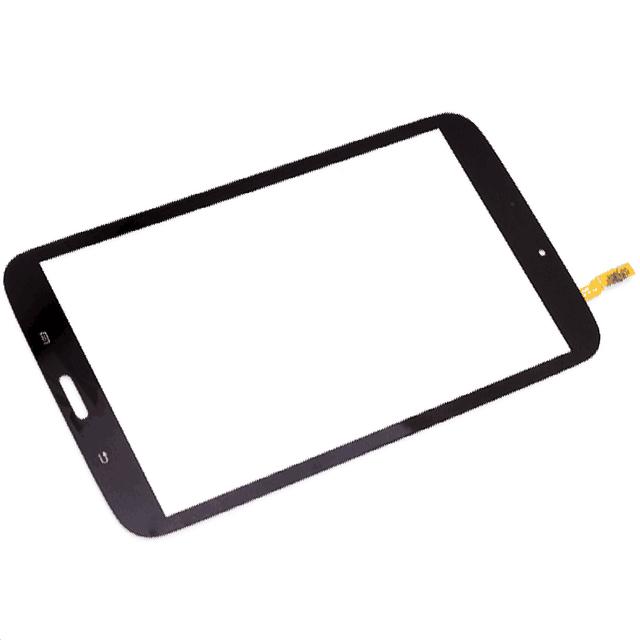 8 pulgadas negro panel táctil oem compatible con sm-t310 8.0 samsung galaxy tab 4 reemplazo digitalizador del sensor de cristal