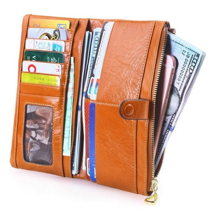 leather purses for women