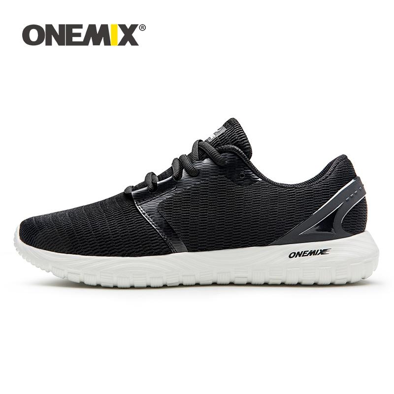 ONEMIX men s running shoes cool sneakers deodorant insole light soft comfortable sneakers for outdoor running