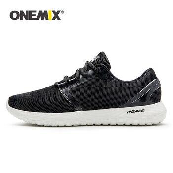 Мужские кроссовки ONEMIX, легкие и удобные кроссовки для бега, бега, ходьбы