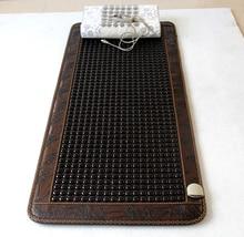 Natural Tourmaline Sofa Mat Beauty Jade Health Care Pad Heating Pad Heat Size 70cmX160cm