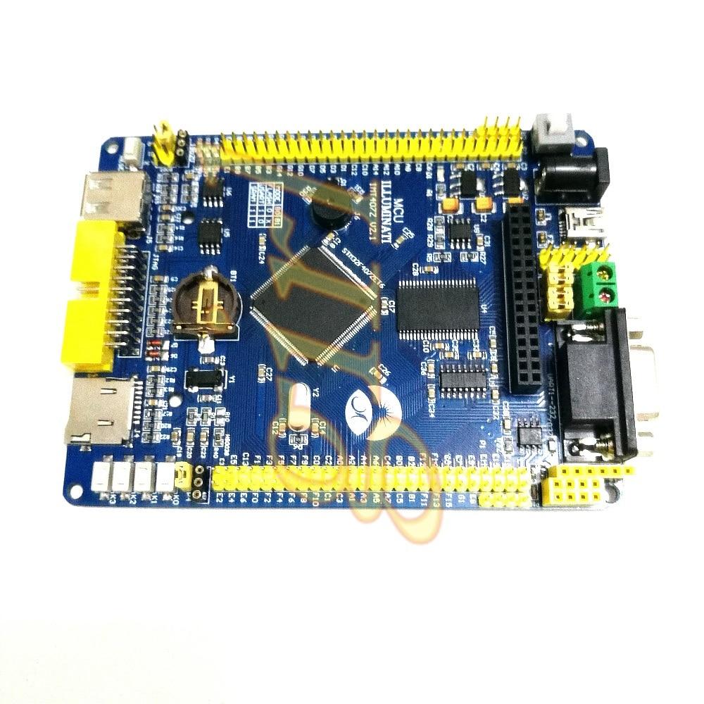STM32F407 development board learning board MCU development board CAN Bluetooth 485wifi